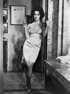 """BUtterfield 8""Elizabeth Taylor1960 MGM - Image 8717_0020"