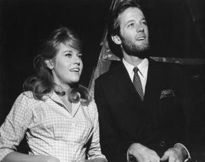 """Cat Ballou""Jane Fonda and Peter Fonda1963 Columbia**I.V. - Image 8771_0004"