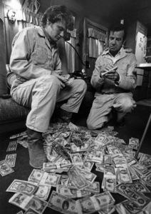 """Charley Varrick""Andrew Robinson, Walter Matthau1973 Universal Pictures** I.V. - Image 8773_0002"