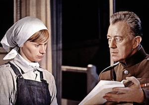 """Doctor Zhivago""Rita Tushingham, Alec Guinness1965 MGM - Image 8849_0002"