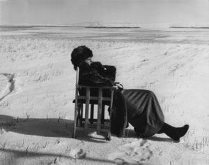 """Doctor Zhivago""Julie Christie on the setMGM 1965** L.C. - Image 8849_0007"