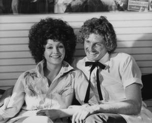 "Victoria Principal and Marjoe Gortner in ""Earthquake""1974 Universal** B.D.M. - Image 8867_0010"