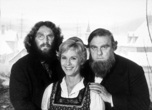 """""""Enemy of the People"""" Steve McQueen, Bibi Andersson, Charles Durning 1977 1st Artist © 1978 Mel Traxel - Image 8882_0002"""