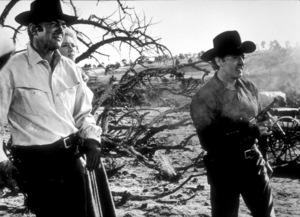 """Five Card Stud,""Dean Martin, Inger Stevens, and Robert Mitchum.1968 Paramount - Image 8905_0007"