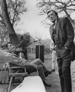 """""""Five Card Stud,""""Dean Martin and Robert Mitchum.1968 Paramount - Image 8905_0011"""