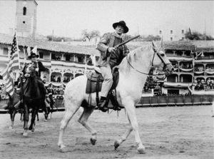 """""""Circus World,"""" John WayneParamount 1964. - Image 8947_0008"""