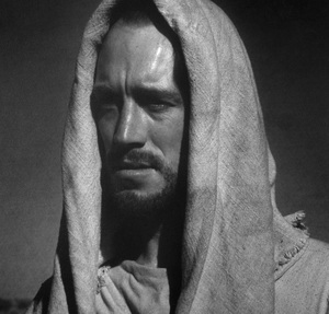 """The Greatest Story Ever Told""Max Von Sydow as Jesus1965 United ArtistPhoto by Floyd McCarty - Image 8951_0006"