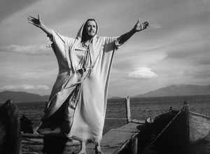 """""""The Greatest Story Ever Told""""Max Von Sydow as Jesus1965 United ArtistPhoto by Floyd McCarty - Image 8951_0010"""