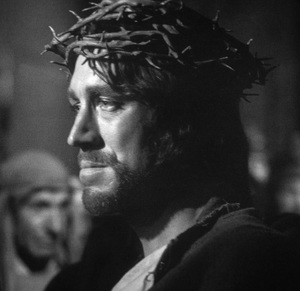 """The Greatest Story Ever Told""Max Von Sydow as Jesus1965 United ArtistPhoto by Floyd McCarty - Image 8951_0019"