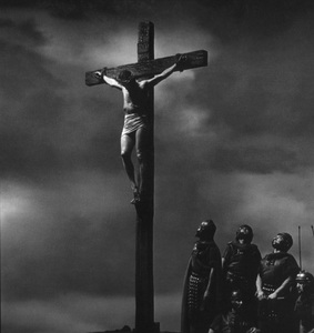 """The Greatest Story Ever Told""Max Von Sydow as Jesus1965 United ArtistPhoto by Floyd McCarty - Image 8951_0023"