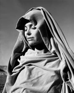 "Dorothy McGuireFilm Set""Greates Story Ever Told, The"" 1963Copyright John Swope Trust / MPTV - Image 8951_0025"