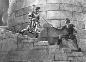 """""""The Adventures of Robin Hood""""Errol Flynn  1938 Warner Bros.**I.V. - Image 8992_0006"""