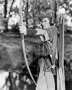 """""""The Adventures of Robin Hood""""Errol Flynn  1938 Warner Bros.**I.V. - Image 8992_0007"""