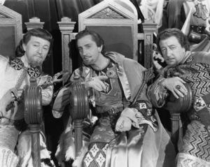 """""""The Adventures of Robin Hood""""Basil Rathbone1938 Warner Bros.**I.V. - Image 8992_0008"""