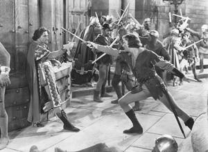 """""""The Adventures of Robin Hood""""Errol Flynn  1938 Warner Bros.**I.V. - Image 8992_0012"""