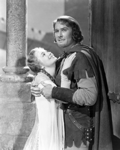 """The Adventures of Robin Hood""Errol Flynn & Olivia De Havilland1938 Warner Bros.**I.V. - Image 8992_0017"