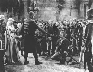 """The Adventures of Robin Hood""Perc Westmore, Errol Flynn1938 Warner Brothers** I.V. - Image 8992_0018"