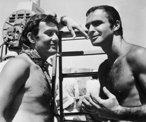 """""""Fade In""""Producer Judd Bernard, Burt Reynolds1968 - Image 8998_0001"""