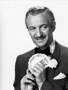 """""""The Birds and the Bees""""David Niven 1956 Paramount Pictures - Image 9010_0001"""