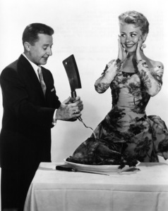 """""""The Birds and the Bees""""George Gobel, Mitzi Gaynor1956 Paramount Pictures - Image 9010_0015"""