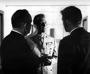 """""""Seven Days in May""""Fredric March, Kirk Douglas, Burt Lancaster1964 Paramount Pictures - Image 9027_0041"""