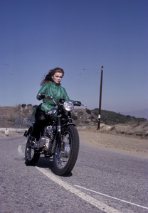 """The Swinger""Ann-Margret1966 Paramount PicturesPhoto by Mel Traxel - Image 9032_0040"