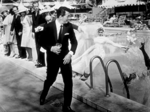 """Whose Been Sleeping In My Bed,""Dean Martin & Elizabeth Montgomery.1963 Paramount - Image 9038_0004"