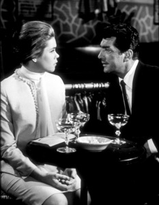 """Whose Been Sleeping In My Bed,""Elizabeth Montgomery & Dean Martin.1963 Paramount - Image 9038_0007"