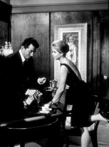 """Whose Been Sleeping In My Bed,""Dean Martin & Elizabeth Montgomery.1963 Paramount - Image 9038_0008"
