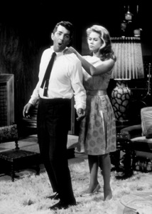 """Whose Been Sleeping In My Bed,""Dean Martin & Elizabeth Montgomery.1963 Paramount - Image 9038_0011"