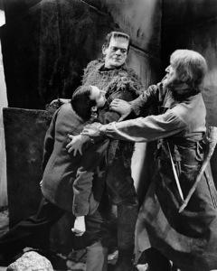 """Son of Frankenstein""Boris Karloff, Bela Lugosi, 1939, Universal, **I.V. - Image 9048_0007"