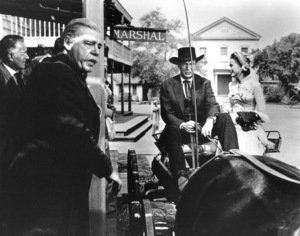 Gary Cooper, Grace Lelly, Lon Chaney Jr.High Noon (1952) / UA0044706  - Image 9050_0009