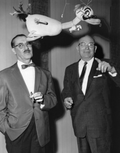 """You Bet Your Life"" Groucho Marx circa 1955 **I.V. - Image 9056_0007"