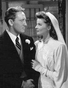 """Woman of the Year"" Katharine Hepburn, Spencer Tracy 1942 MGM ** I.V. - Image 9071_0009"