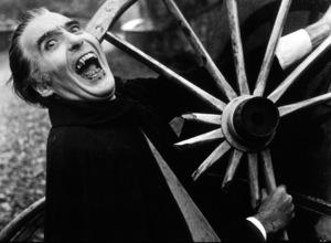 """""""Dracula A.D. 1972""""Christopher Lee1972 Hammer/ Warner - Image 9107_11"""
