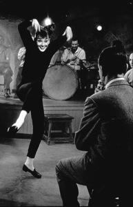 """Funny Face"" Audrey Hepburn 1956 © 1978 Bill Avery - Image 9111_0305"