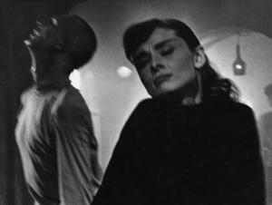 """Funny Face"" Audrey Hepburn 1956 Paramount © 1978 Bill Avery - Image 9111_0341"