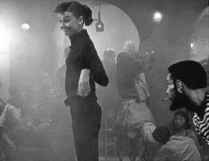 """Funny Face"" Audrey Hepburn 1956 © 1978 Bill Avery - Image 9111_0342"