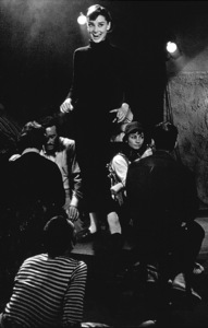 """Funny Face"" Audrey Hepburn Paramount / 1956 © 1978 Bill Avery - Image 9111_0346"