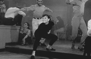 """Funny Face"" Audrey Hepburn Paramount / 1956 © 1978 Bill Avery - Image 9111_0358"