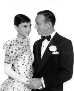 """Funny Face"" Audrey Hepburn, Fred Astaire1956 Paramount **I.V. - Image 9111_0372"