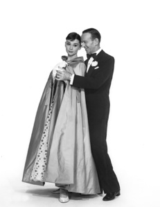 """Funny Face"" Audrey Hepburn , Fred Astaire1956 Paramount **I.V. - Image 9111_0374"