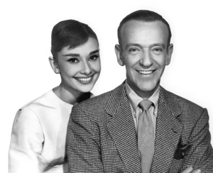 """Funny Face"" Audrey Hepburn, Fred Astaire1956 Paramount **I.V. - Image 9111_0375"
