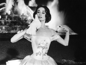 """Funny Face"" Audrey Hepburn 1956 Paramount ** I.V. - Image 9111_0390"