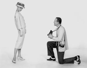 """Funny Face"" Audrey Hepburn, Fred Astaire 1956 Paramount **I.V. - Image 9111_0401"