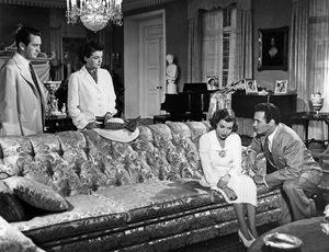 """The Great Gatsby""Macdonald Carey, Ruth Hussey, Betty Field, Barry Sullivan1948 Paramount - Image 9120_0005"