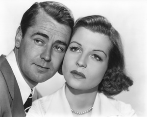 """The Great Gatsby"" Alan Ladd, Betty Field 1948 Paramount - Image 9120_0006"