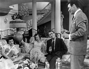 """The Great Gatsby""Ruth Hussey, Betty Field, Macdonald Carey, Barry Sullivan1948 Paramount - Image 9120_0010"