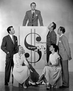 """The Great Gatsby""Barry Sullivan, Betty Field, Alan Ladd, Ruth Hussey, Macdonald Carey1949 Paramount - Image 9120_0011"