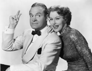 """""""The Great Lover""""Bob Hope, Rhonda Fleming1949 Paramount PicturesPhoto by A.L. Whitey Schafer - Image 9121_0013"""